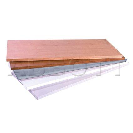 Melamine laminated chipboard/mdf shelf