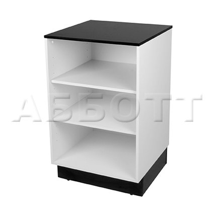 Open drawer unit